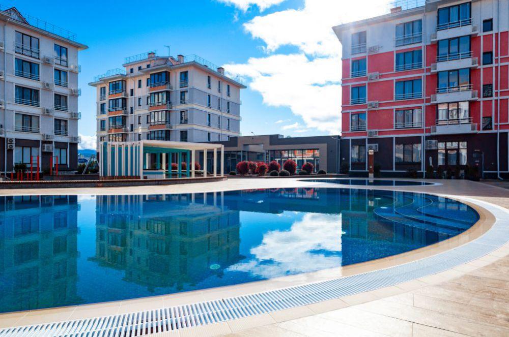 Апартаменты Sea & Happinies в Сочи