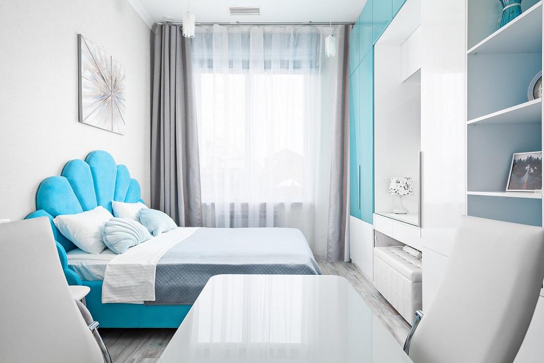 Апартаменты 30 м2 с 1 спальней